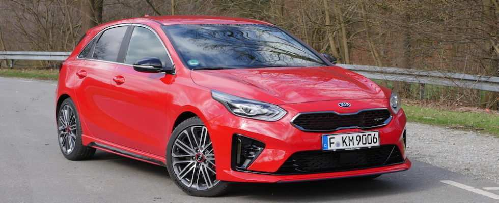 30 New Kia Ceed Gt 2019 Price Design And Review