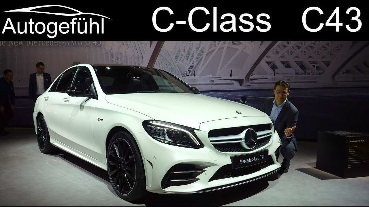 30 New Mercedes Benz C Class Facelift 2019 Price And Release Date