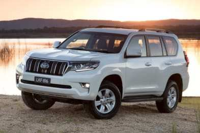 30 New Prado Toyota 2019 Research New