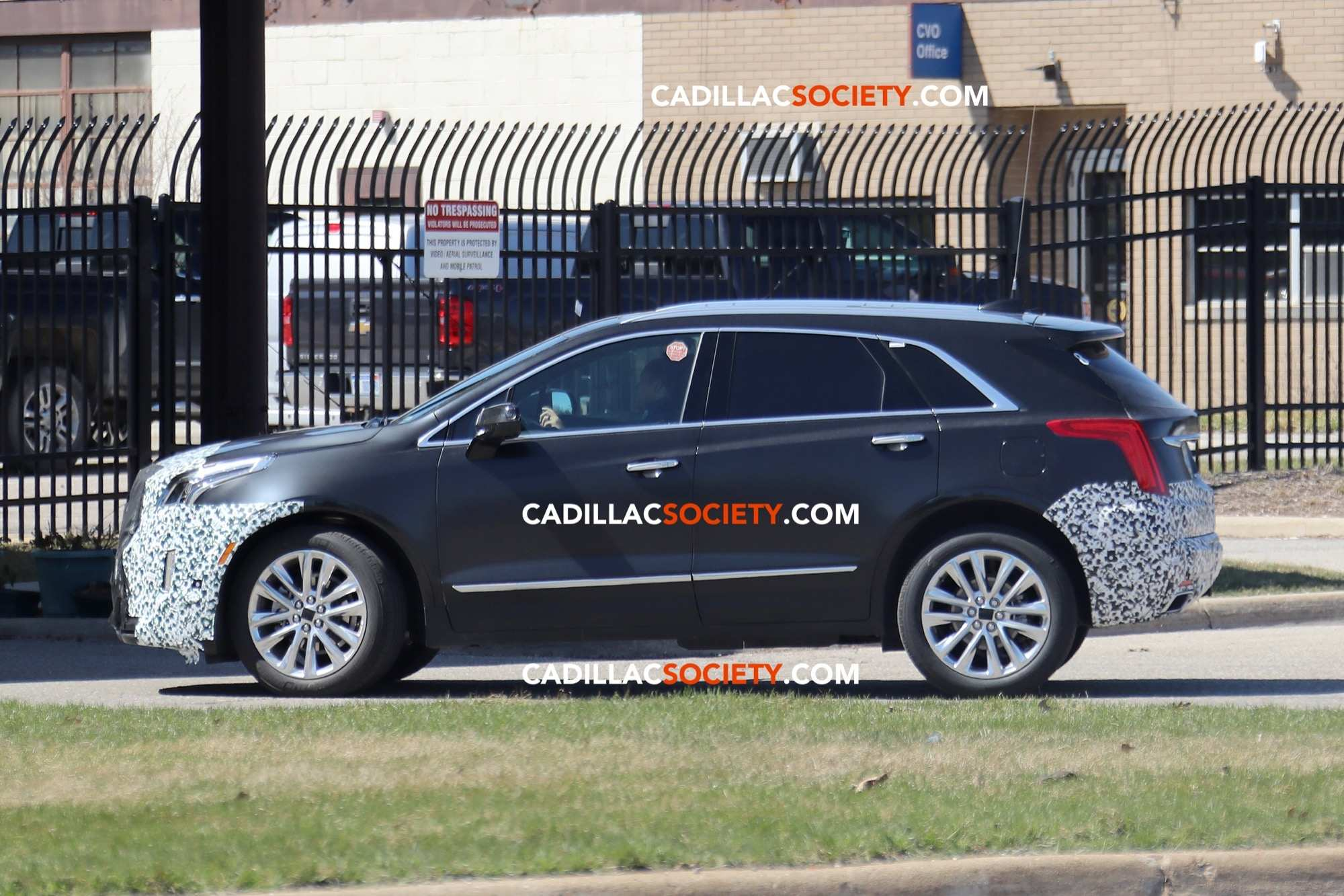 30 New Spy Shots Cadillac Xt5 Exterior