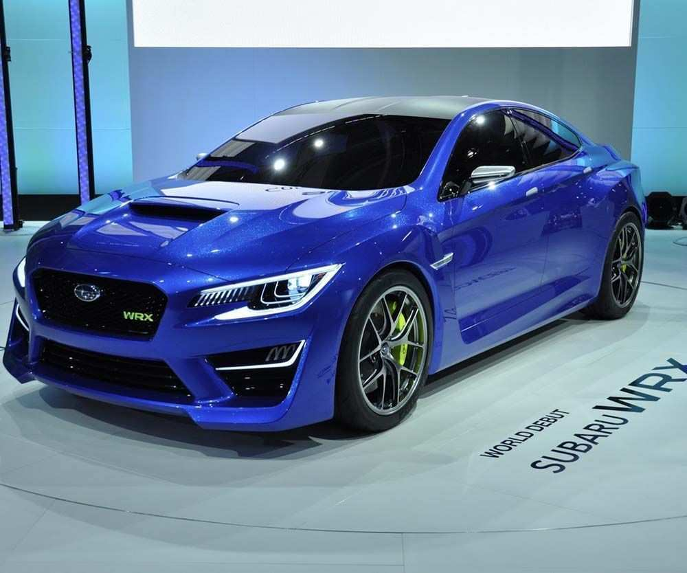 30 New Subaru Wrx 2019 Release Date Pricing