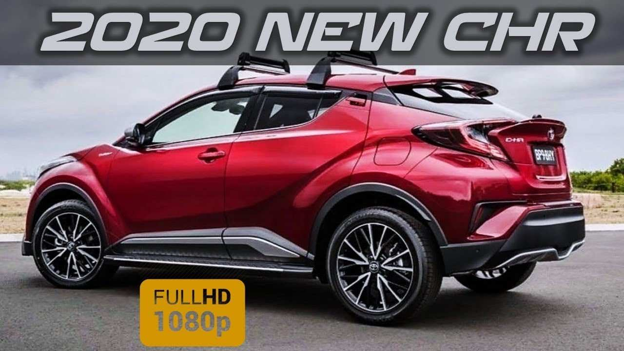 30 New Toyota Chr 2020 Specs And Review