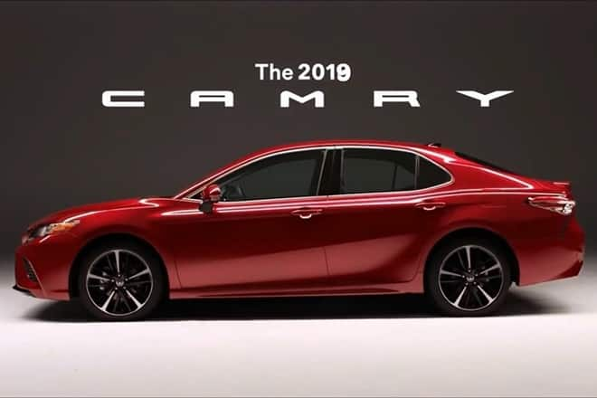 30 The 2019 All Toyota Camry New Concept
