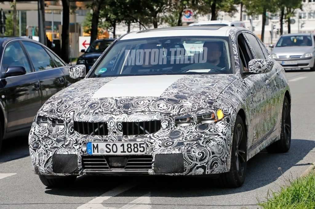 30 The 2019 BMW 3 Series Edrive Phev Images