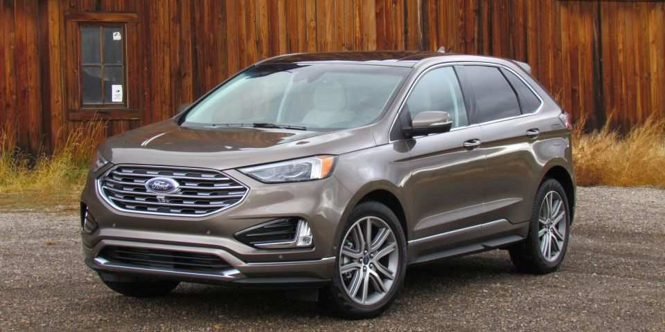 30 The 2019 Ford Edge Redesign