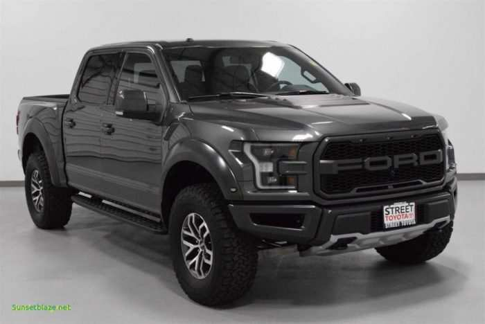 30 The 2019 Ford F150 Raptor Mpg Concept And Review