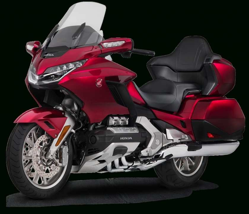 30 The 2019 Honda Goldwing Changes Exterior