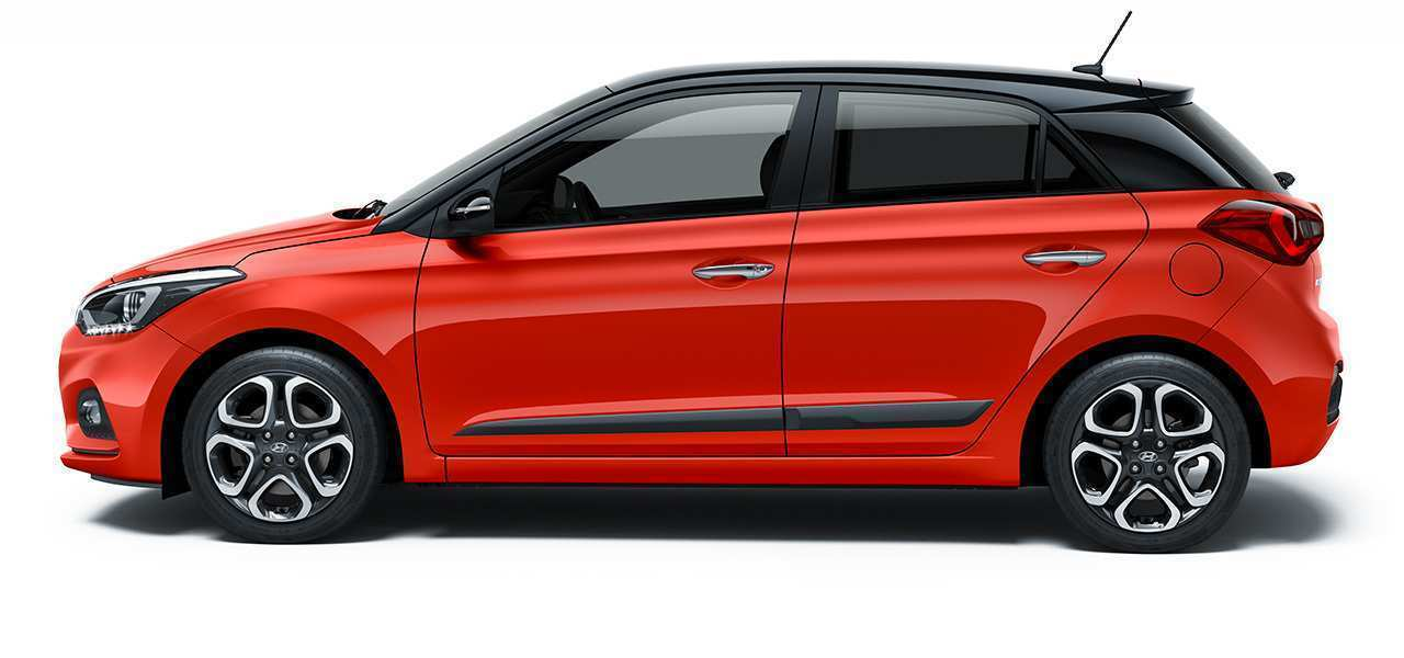 30 The 2019 Hyundai I20 Pictures