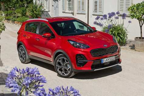 30 The 2019 Kia Sportage Review Interior