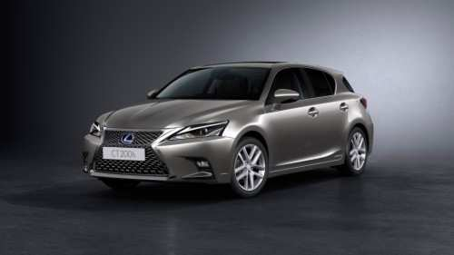 30 The 2019 Lexus CT 200h Style