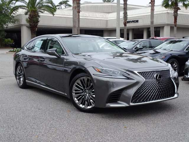 30 The 2019 Lexus LS Performance
