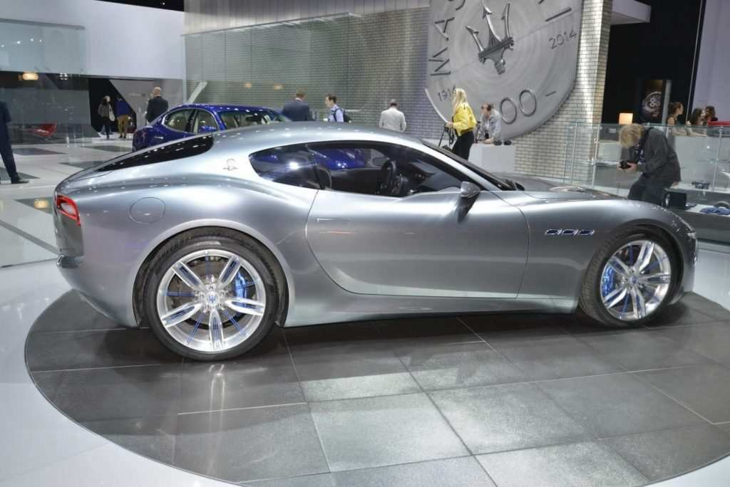 30 The 2019 Maserati Alfieris First Drive