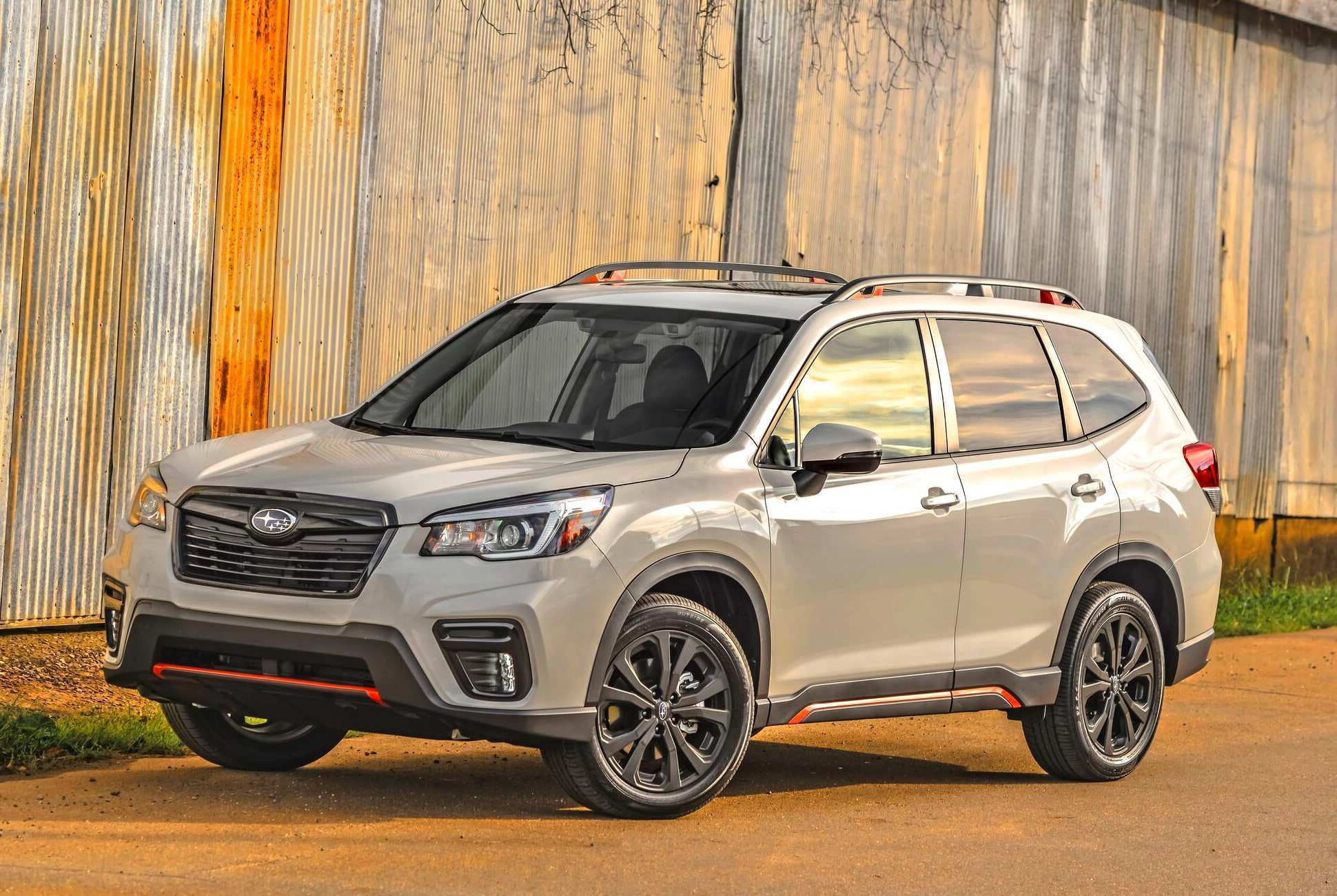30 The 2019 Subaru Forester Sport Pricing