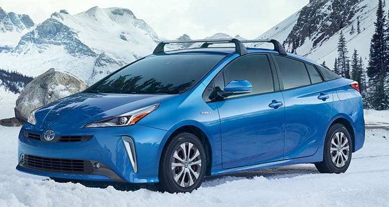 30 The 2019 Toyota PriusPictures Images