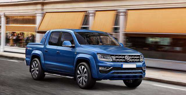 30 The 2019 VW Amarok Photos