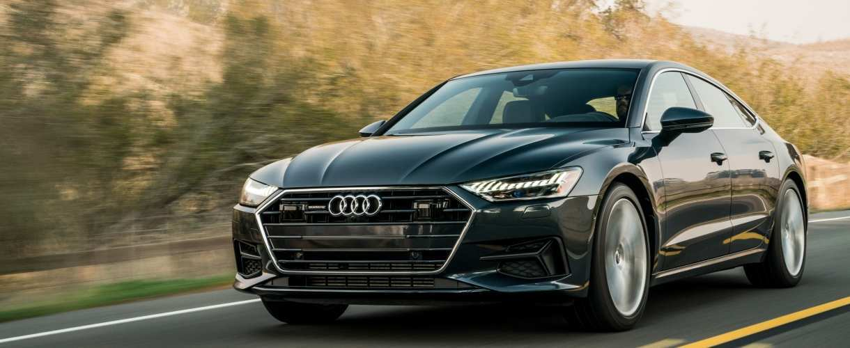 30 The 2020 Audi A7 Colors Engine