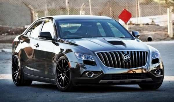 30 The 2020 Buick Grand Nationals Specs