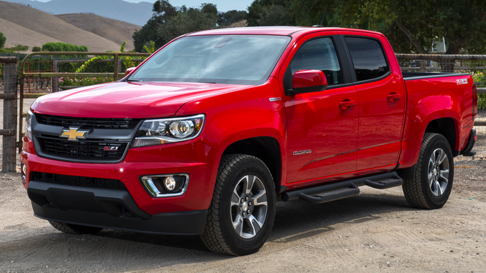 30 The 2020 Chevy Colorado Redesign