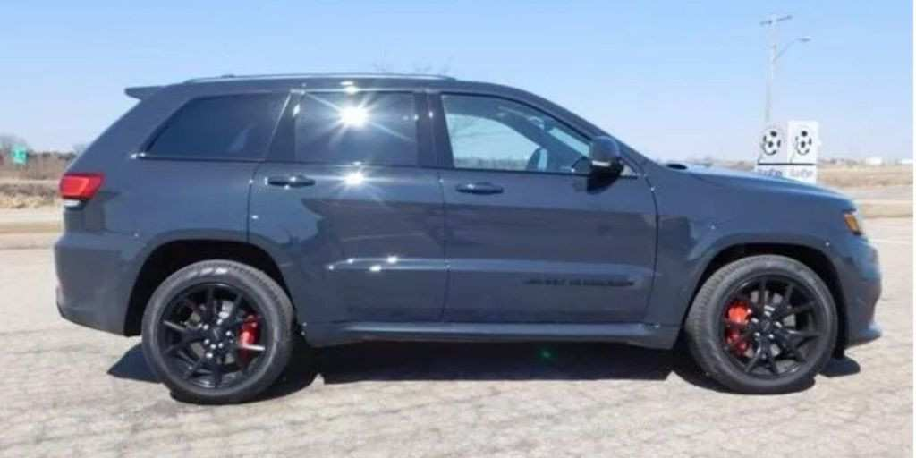 30 The 2020 Grand Cherokee Srt Specs And Review
