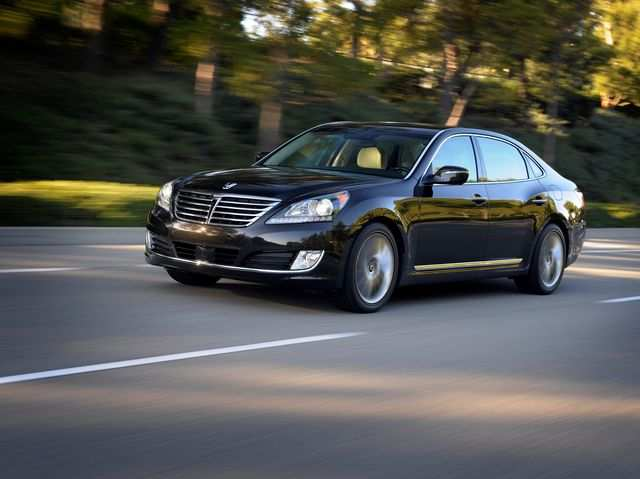 30 The 2020 Hyundai Equus Ultimate Price