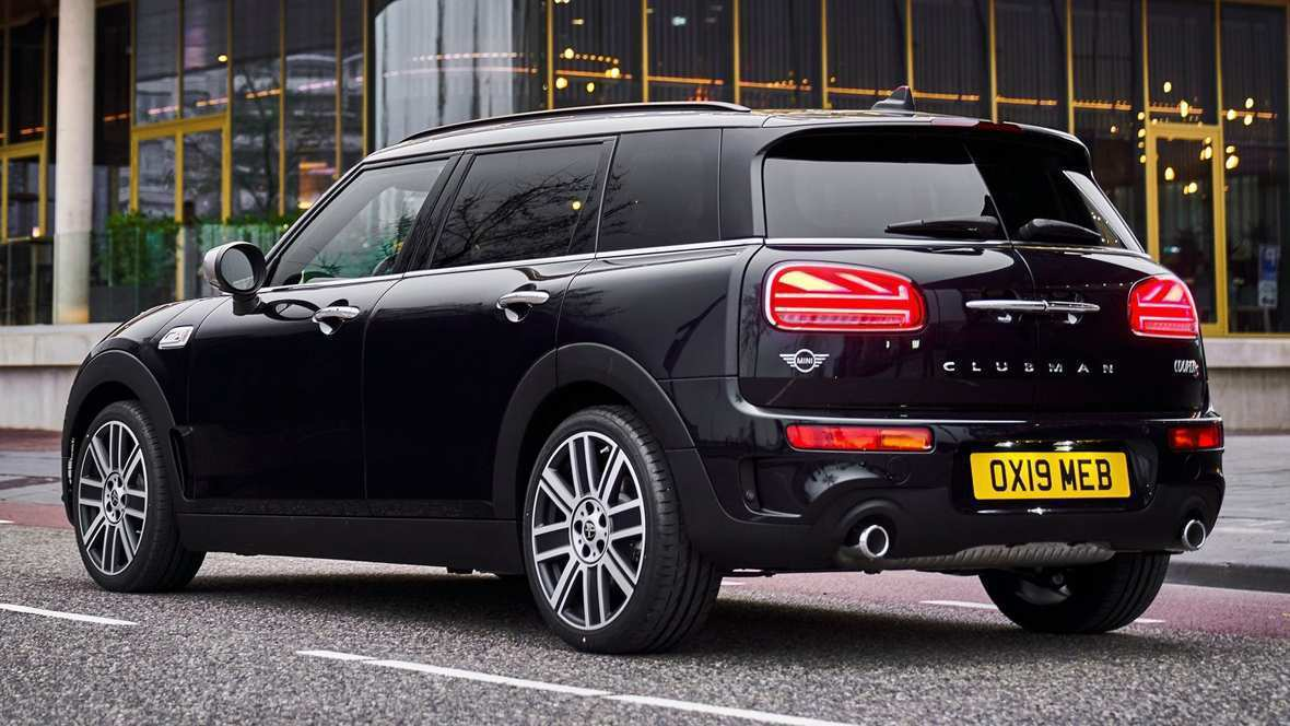 30 The 2020 Mini Clubman Pictures
