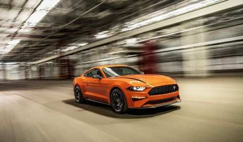 30 The 2020 Mustang Overview