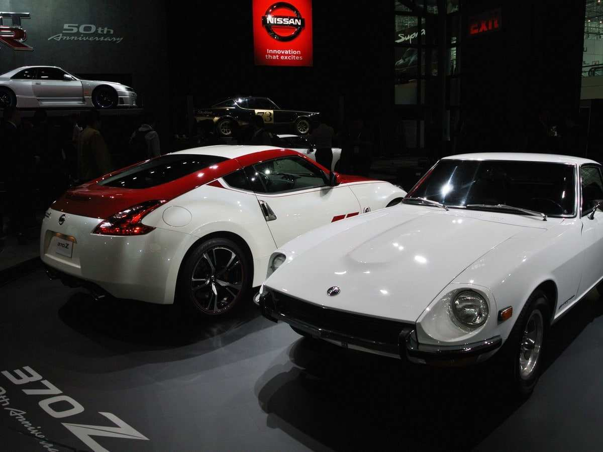 30 The 2020 Nissan Z Pictures