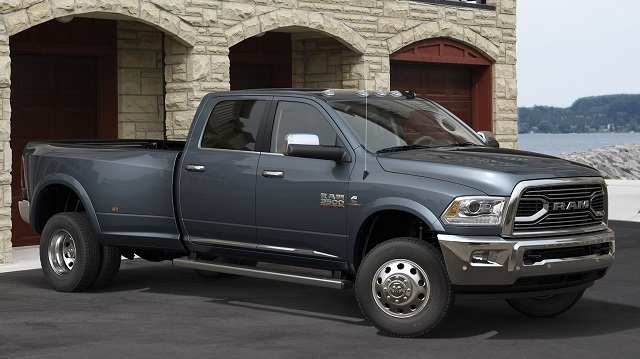 30 The 2020 Ram 3500 Diesel Research New