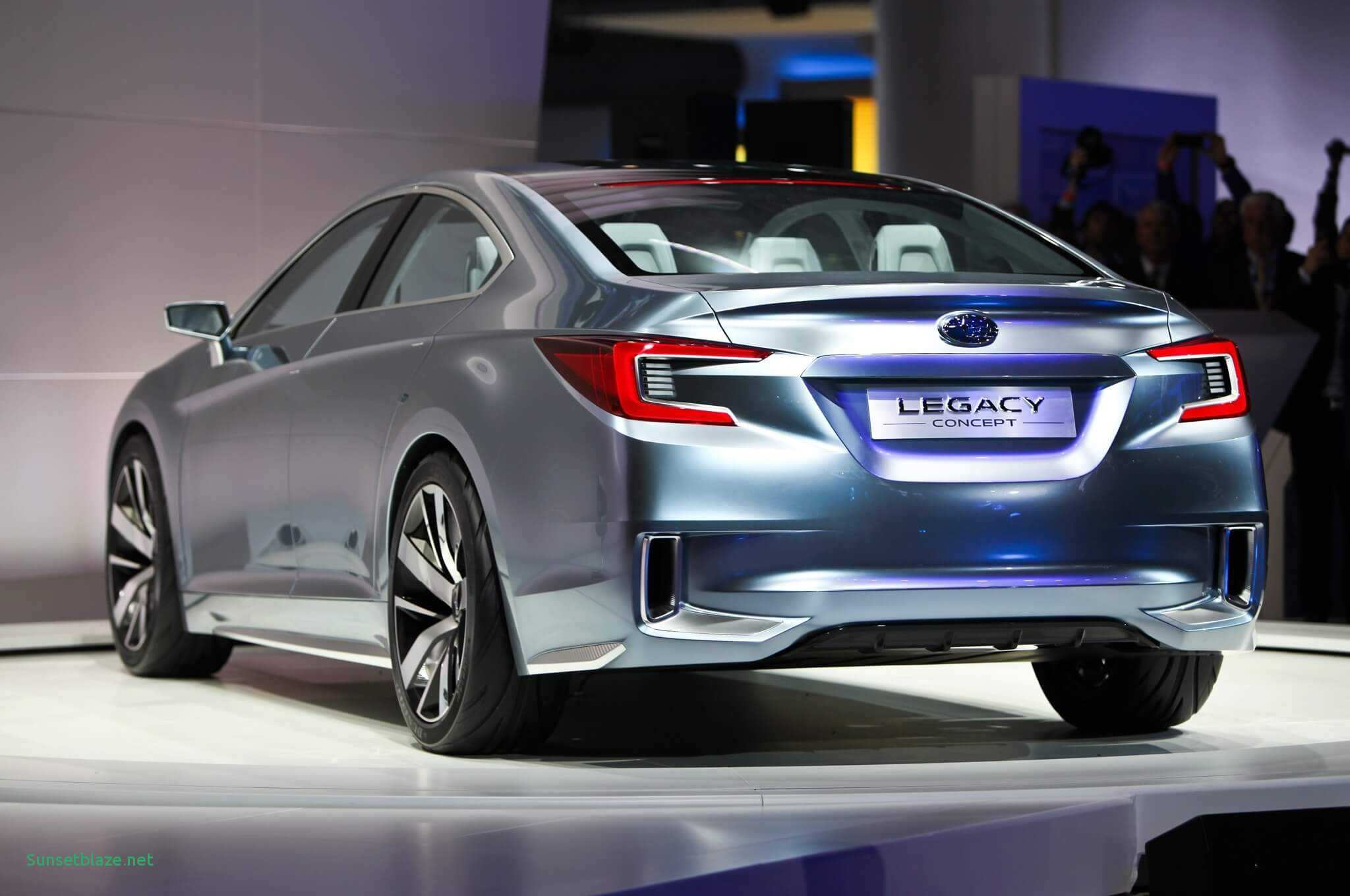 30 The 2020 Subaru Legacy Gt Engine