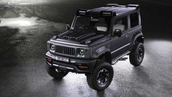 30 The 2020 Suzuki Jimny Model Images