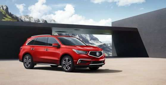 30 The Best 2019 Acura Mdx Rumors Pricing