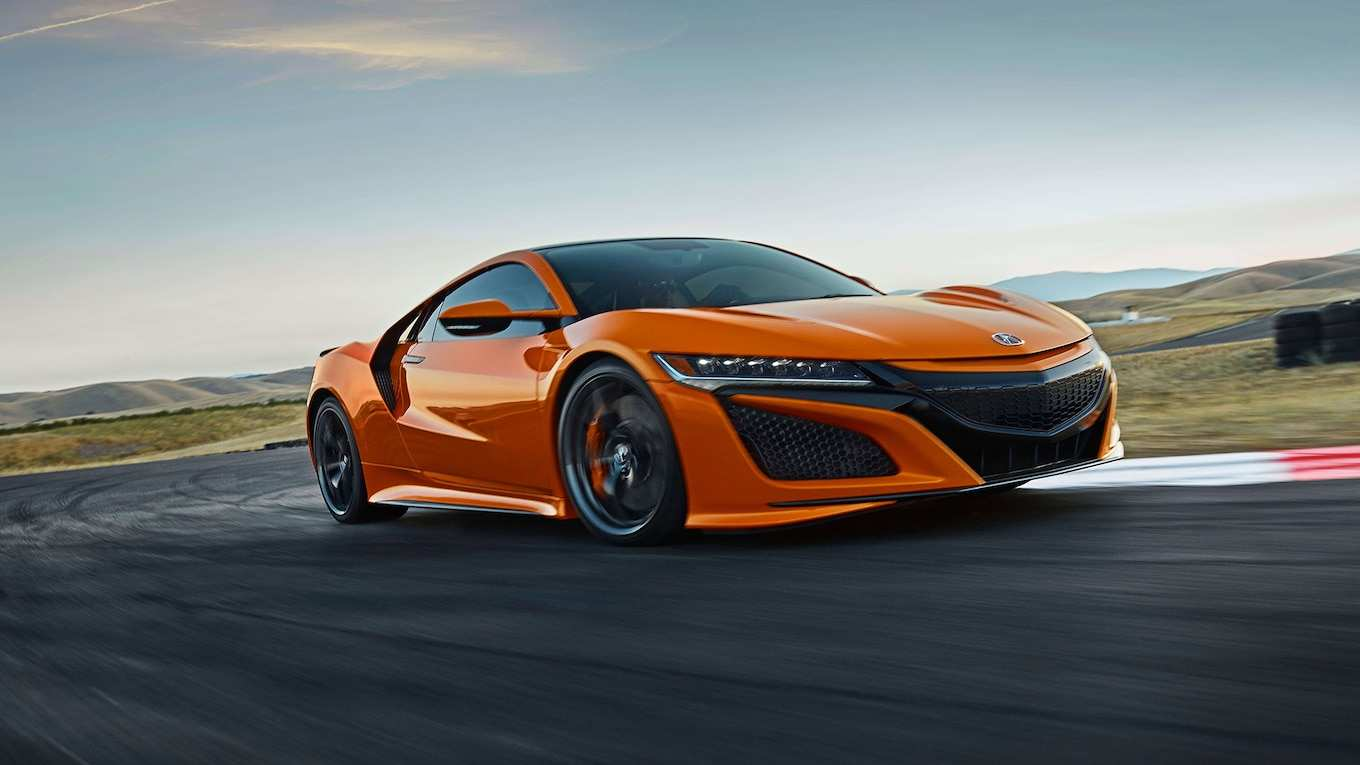 30 The Best 2019 Acura NSXs Research New