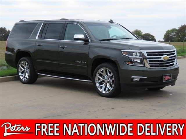 30 The Best 2019 Chevrolet Suburban Release