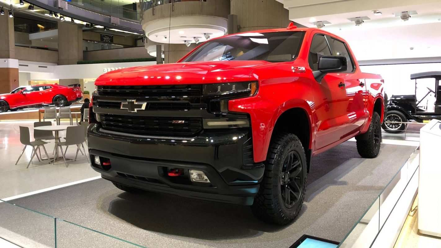 30 The Best 2019 Chevy Reaper Performance And New Engine