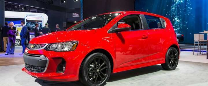 30 The Best 2019 Chevy Sonic Price And Release Date