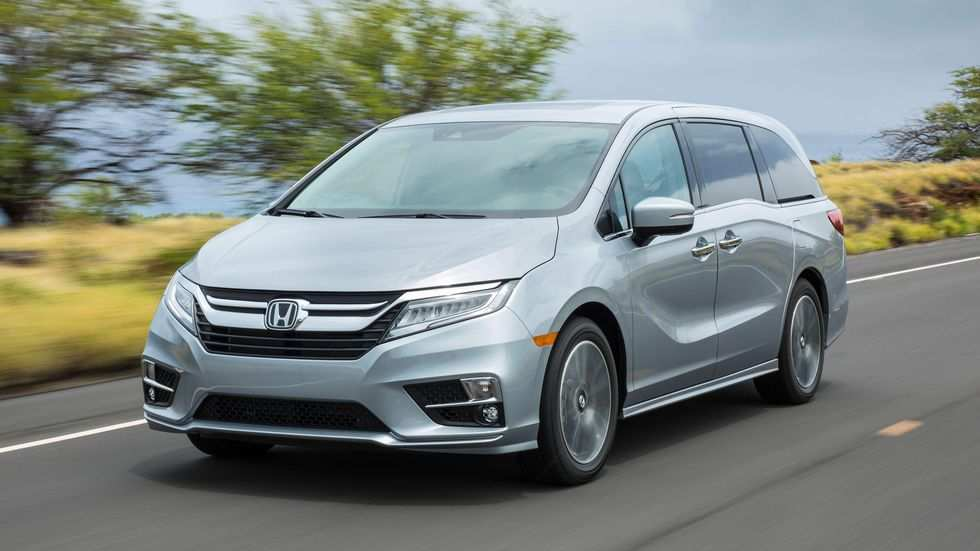 30 The Best 2019 Honda Odyssey Redesign And Review