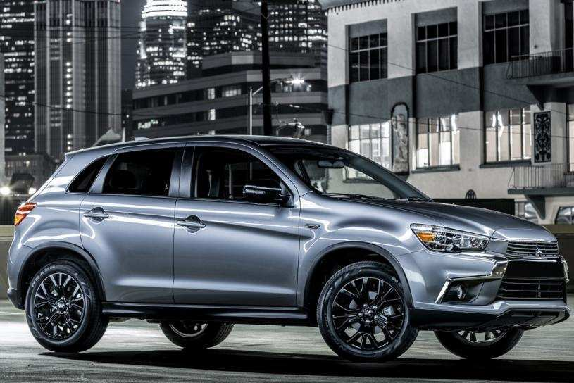 30 The Best 2019 Mitsubishi Outlander Sport Exterior And Interior