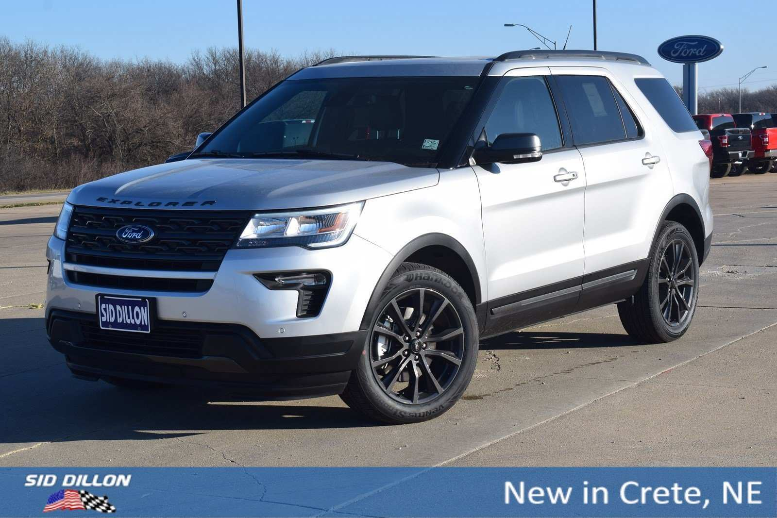 30 The Best 2019 The Ford Explorer Exterior