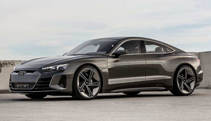 30 The Best 2020 Audi E Tron Gt Price Release Date And Concept