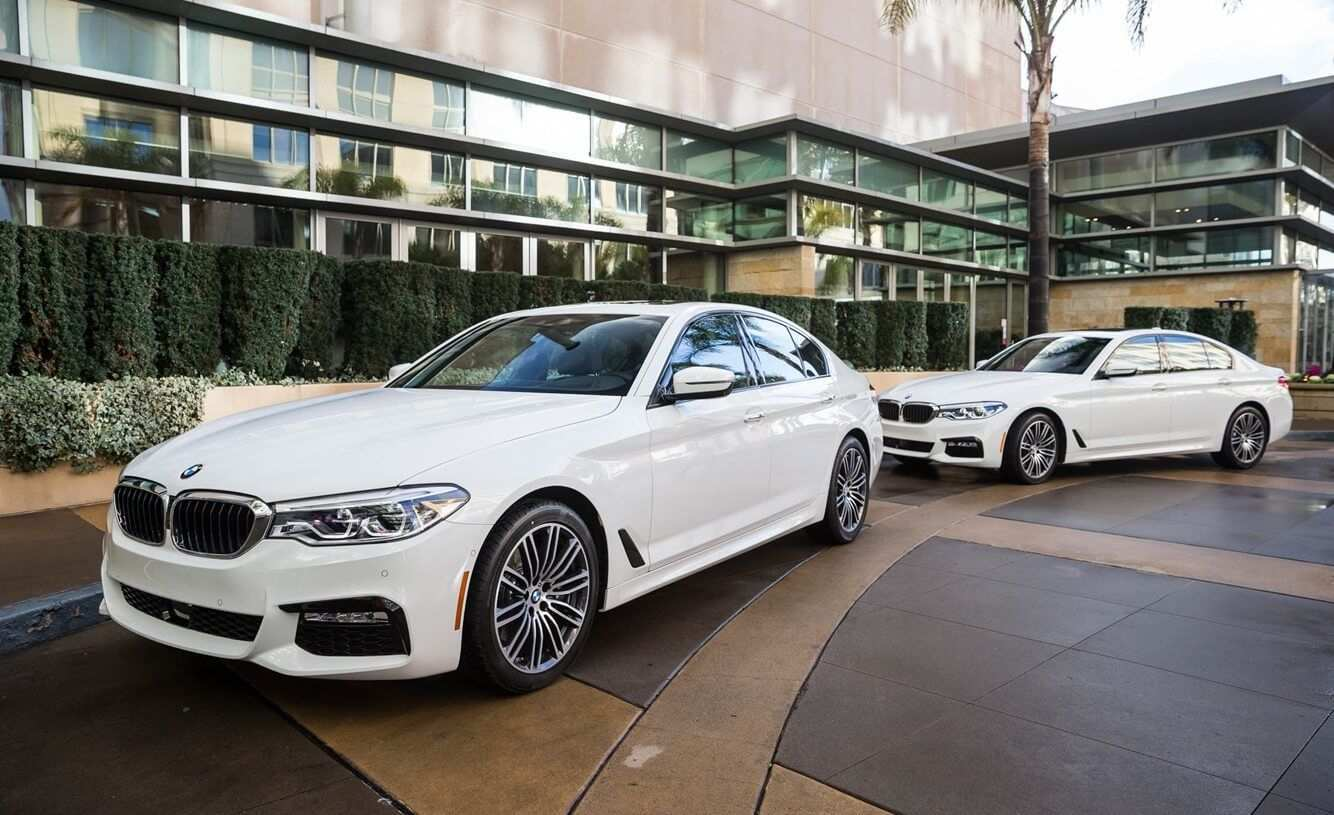30 The Best 2020 BMW 550I Concept And Review
