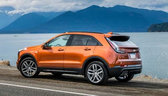 30 The Best 2020 Cadillac Xt4 Release Date Release Date and Concept