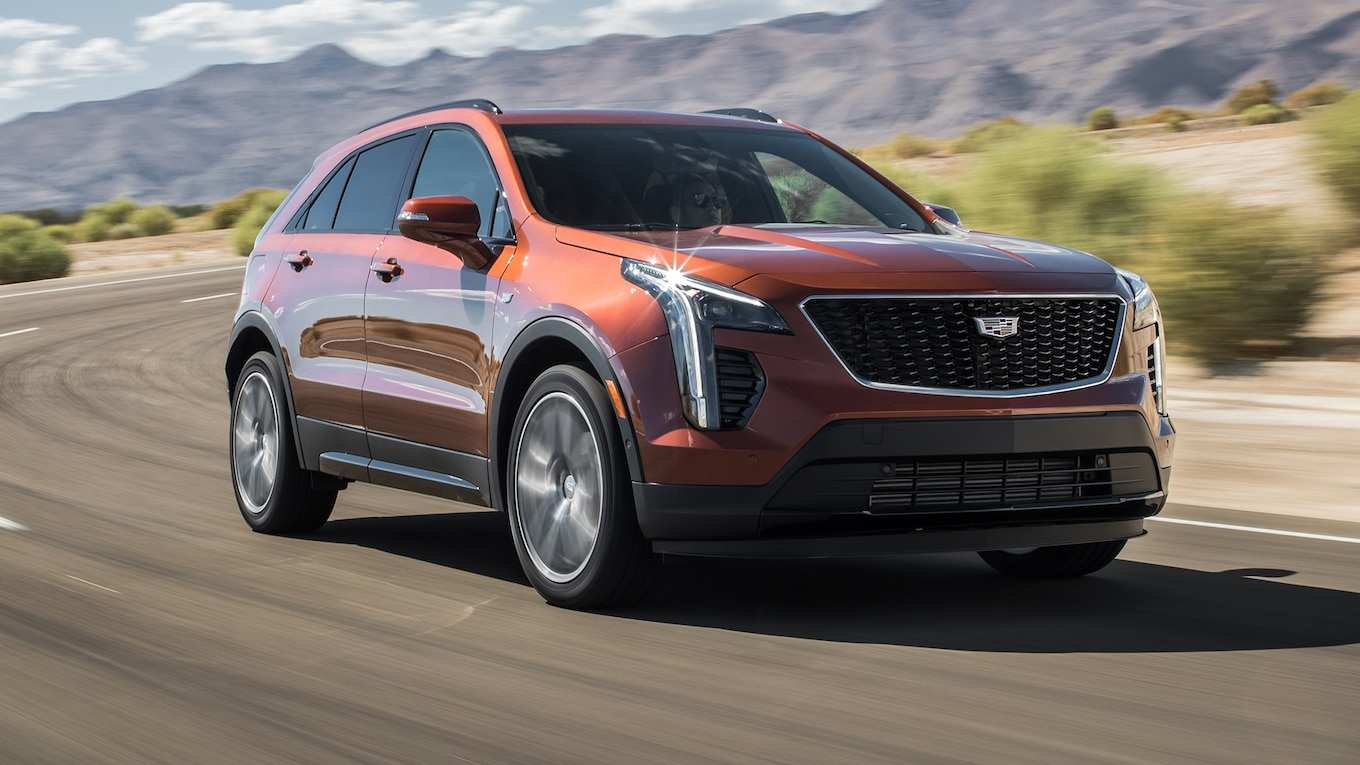 30 The Best 2020 Cadillac Xt4 Release Date Spesification