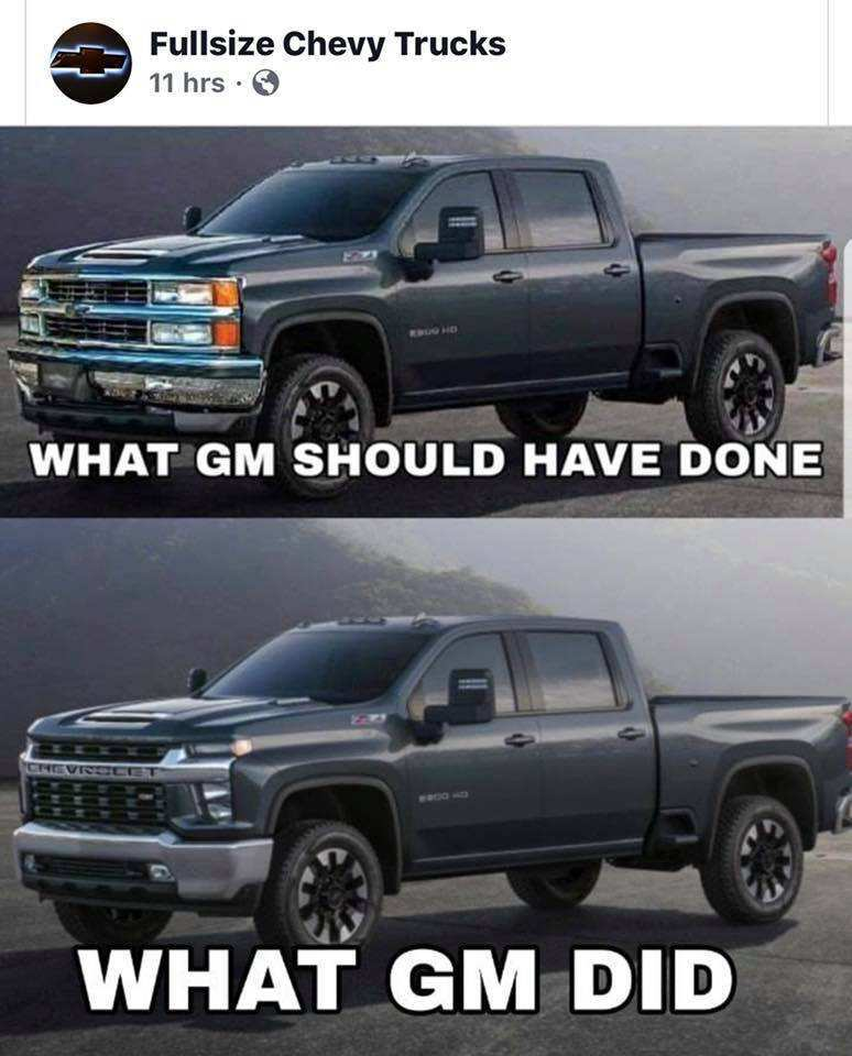 30 The Best 2020 Chevrolet Silverado Ugly Redesign And Concept
