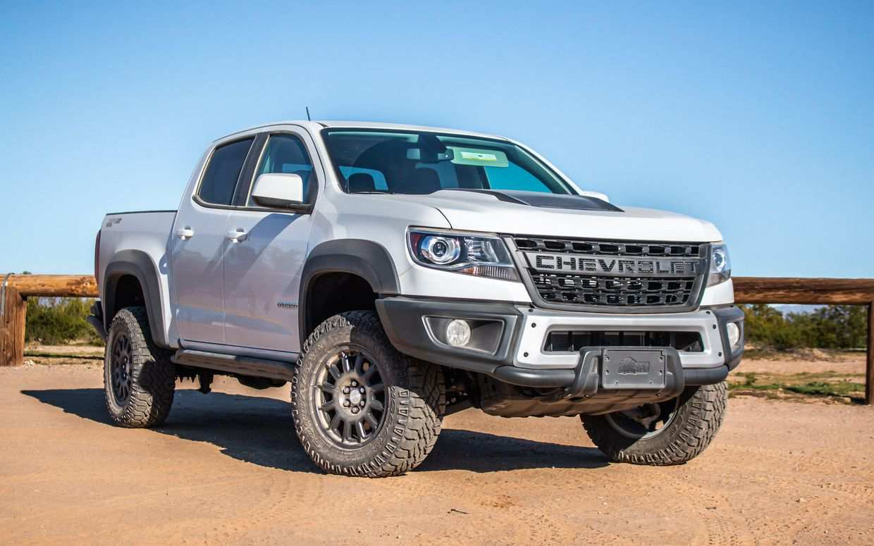 30 The Best 2020 Chevy Colorado Release Date And Concept