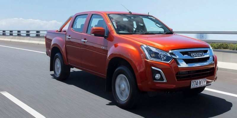 30 The Best 2020 Isuzu Dmax Engine