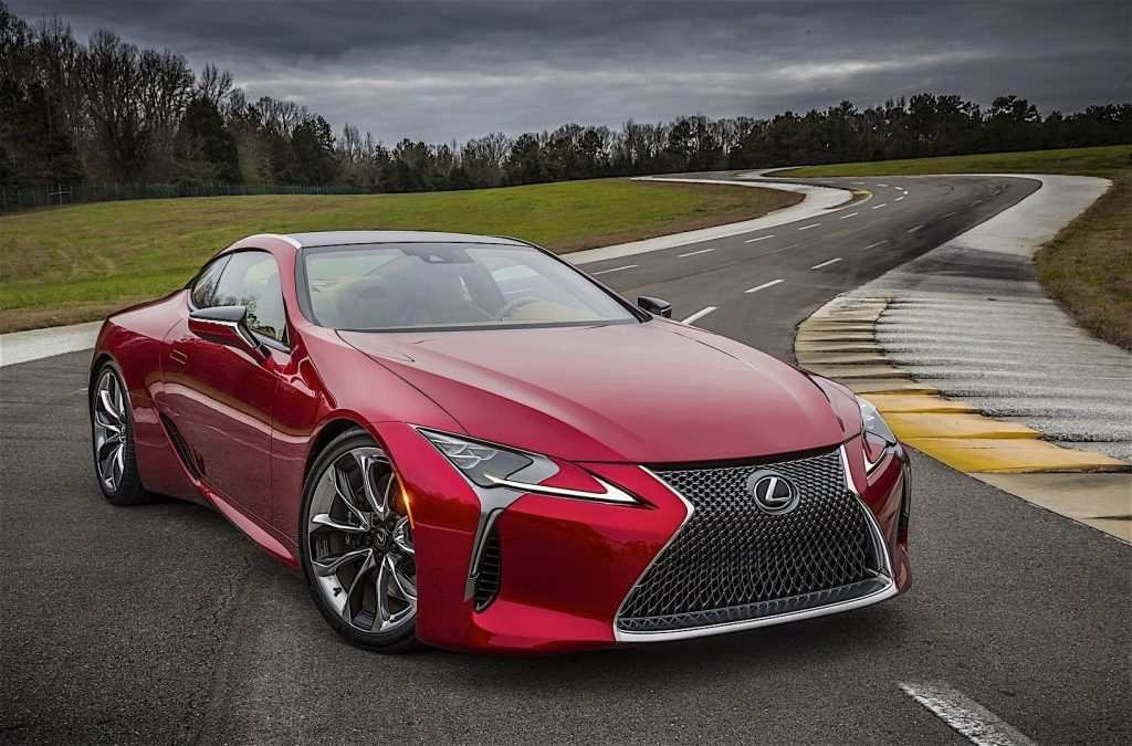 30 The Best 2020 Lexus Lf Lc Spy Shoot