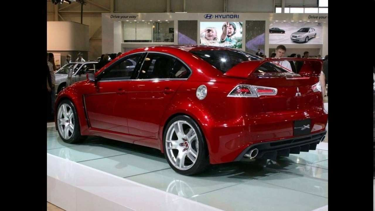 30 The Best 2020 Mitsubishi Lancer EVO XI Review And Release Date
