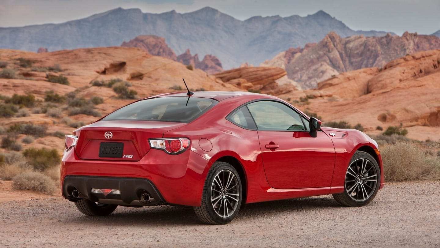 30 The Best 2020 Scion FR S Sedan Price