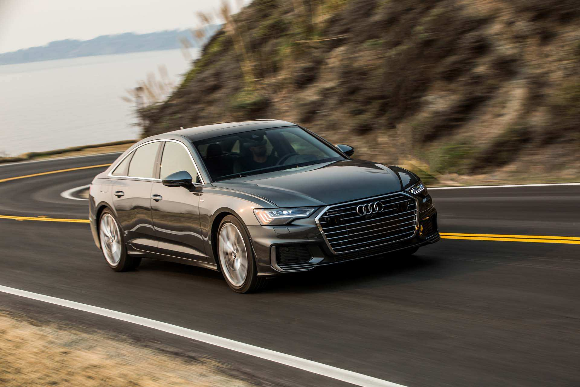 30 The Best 2020 The Audi A6 Spesification