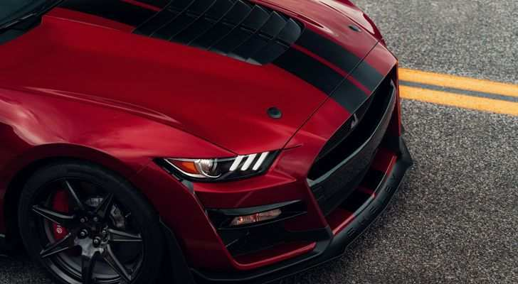 30 The Best Ford Debuts 2020 Shelby Gt500 Rumors